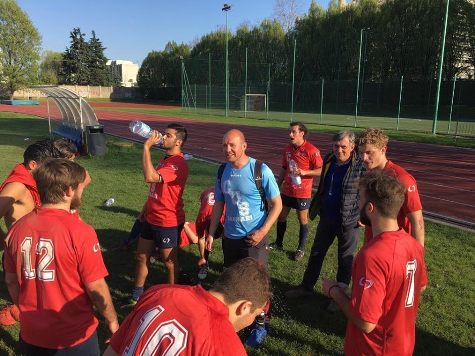 Il Rugby A 7 del Cus Sassari all'assalto della Final Eight