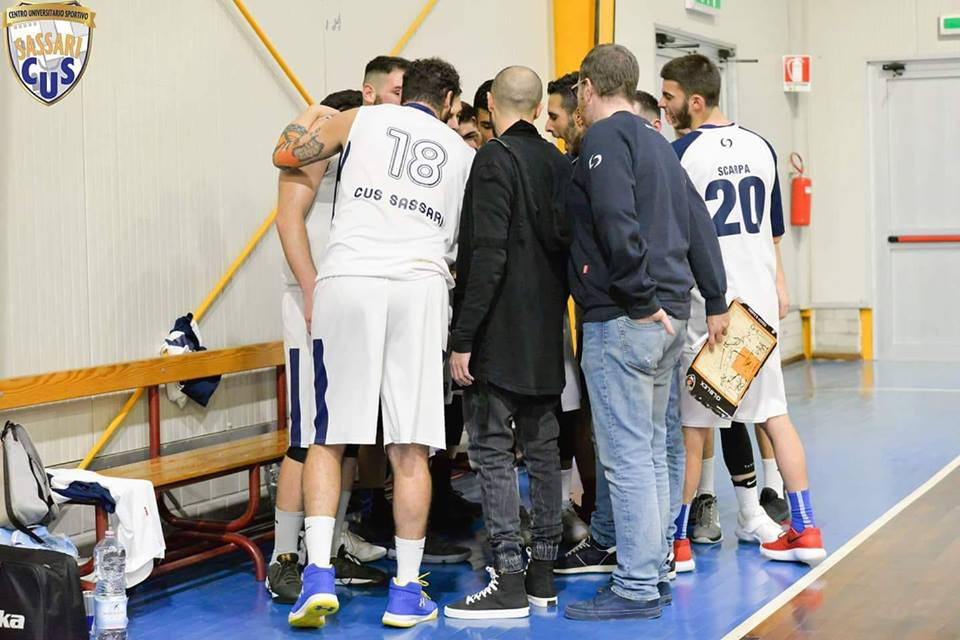 PALLACANESTRO MADE IN CUS SASSARI: