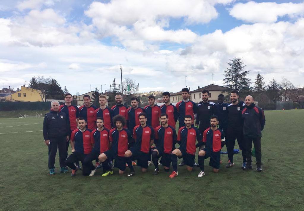 CNU Calcio: il Cus Sassari c'è