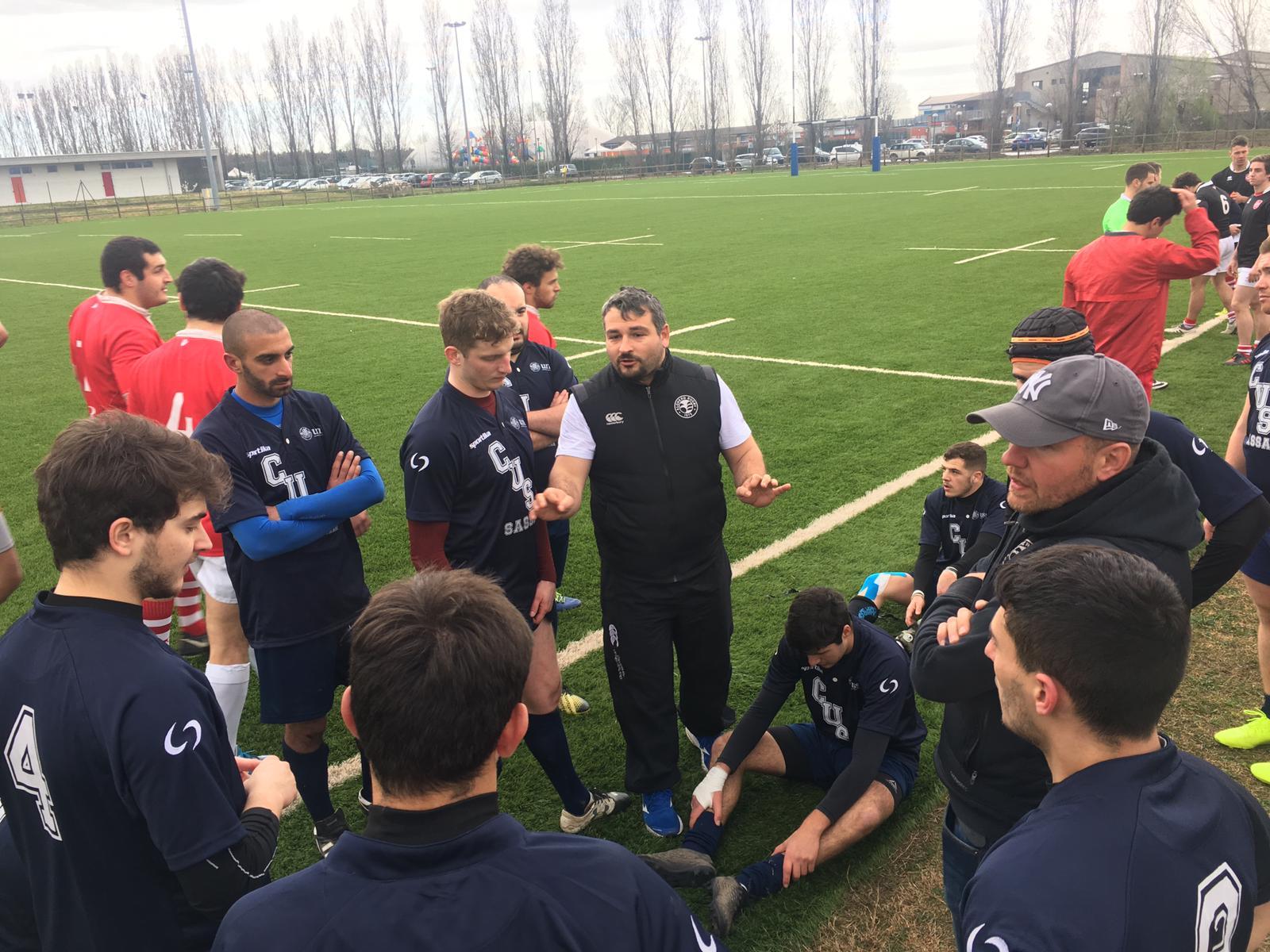 Il Cus Sassari rugby a 7 saluta con onore i CNU 2019