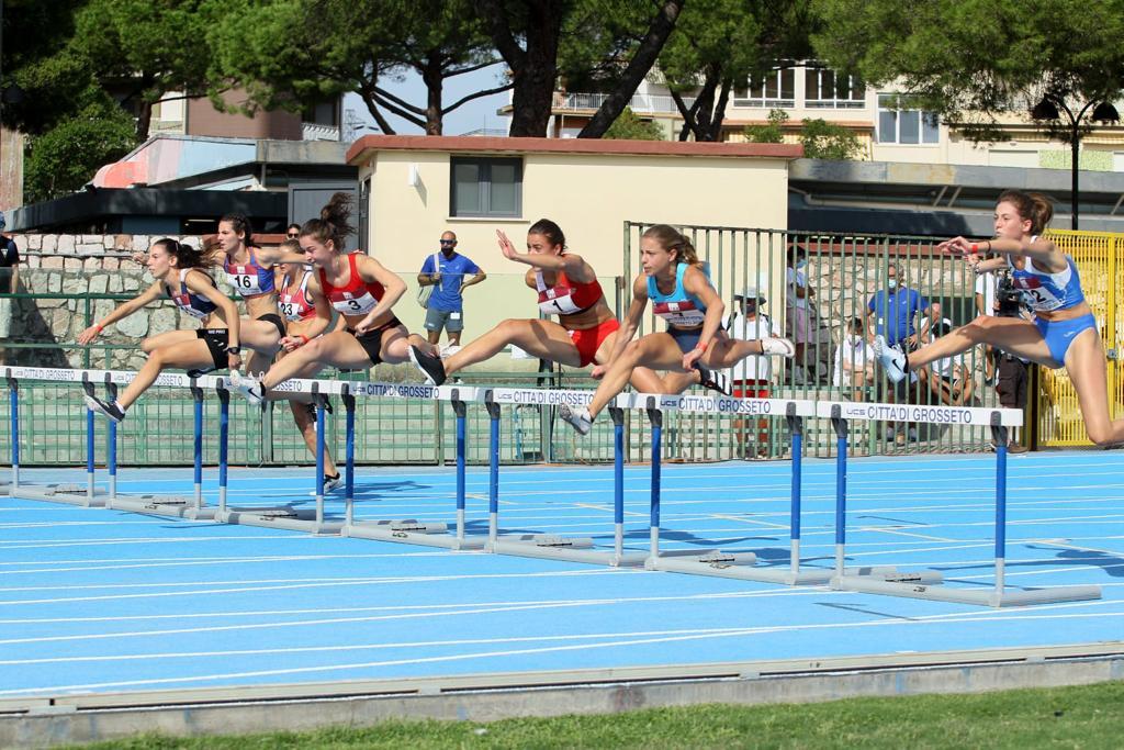 ATLETICA LEGGERA:Grosseto – Campionati Italiani Junior e Promesse