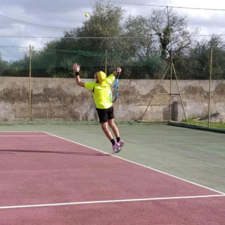 Il week end tennistico