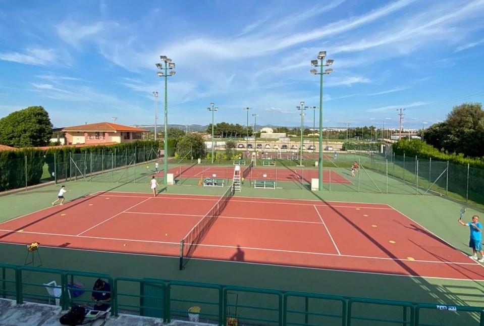 Il tennis non si ferma