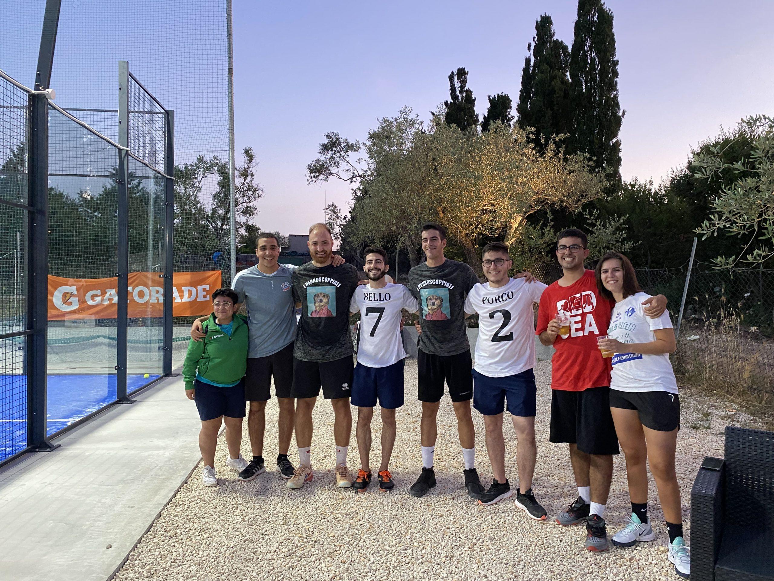 Coppa Uniss: i Neuroscoppiati sconfiggono in finale Viale-Fadda