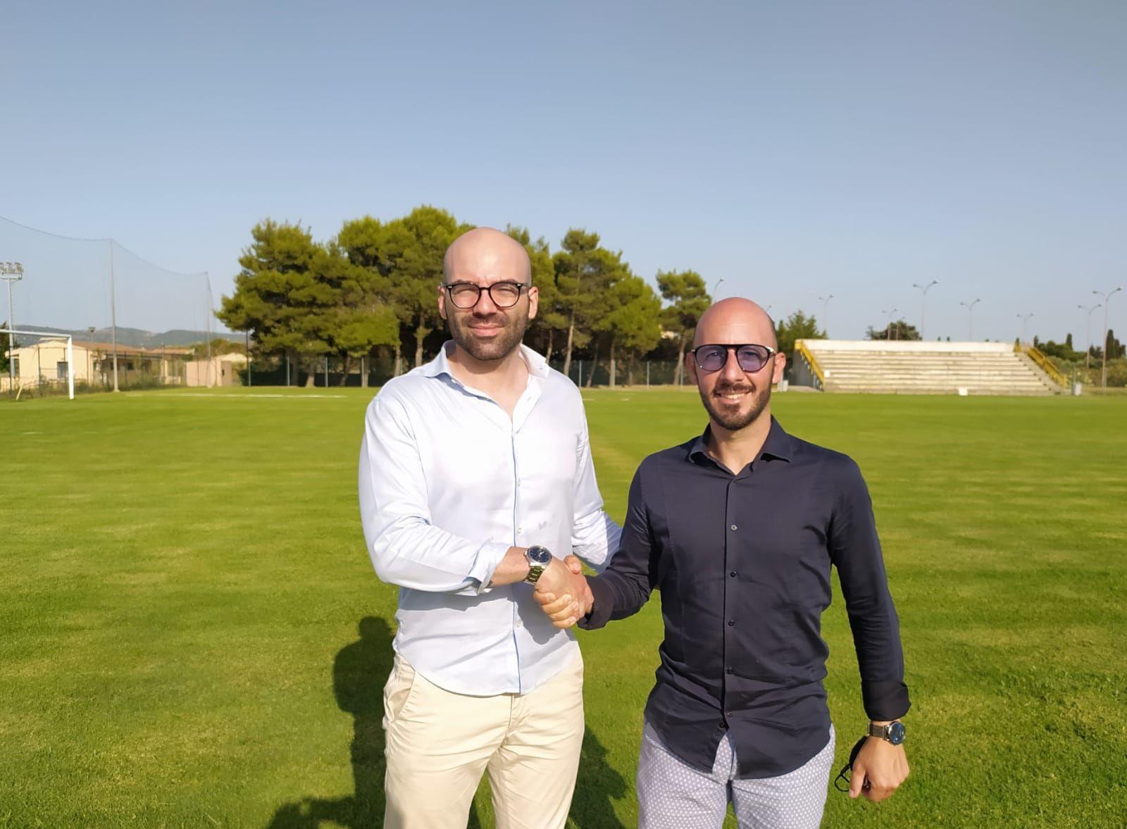 Cus Sassari Calcio: il mister della prima squadra è Fabio Cossu